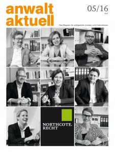 2016 Anwalt Aktuell Cover